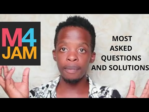M4JAM FAQ & SOLUTIONS | Make Money Online South Africa
