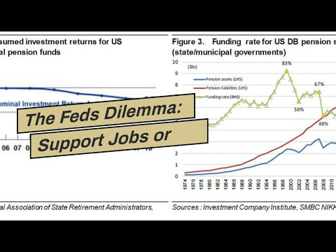 The Feds Dilemma: Support Jobs or Head Off Asset Bubble