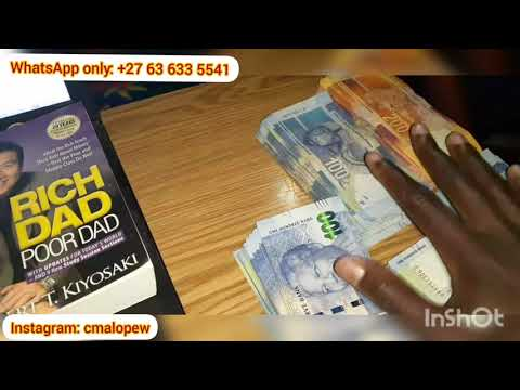 How to make Money Online, R100 000 ($6520) WITHDRAWALS% AND LIFESTYLE$ MOTIVATIONAL.
