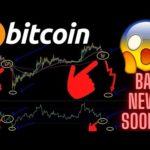 BAD NEWS COMING SOON!? BITCOIN LTC ETH  Crypto BTC TA price prediction analysis news trading, free