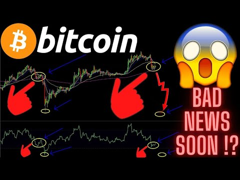 BAD NEWS COMING SOON!? BITCOIN LTC ETH  Crypto BTC TA price prediction analysis news trading, free