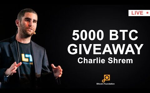 Charles Shrem Live News & Event | CEO of Bitcoin, BTC | Blockchain New Vision