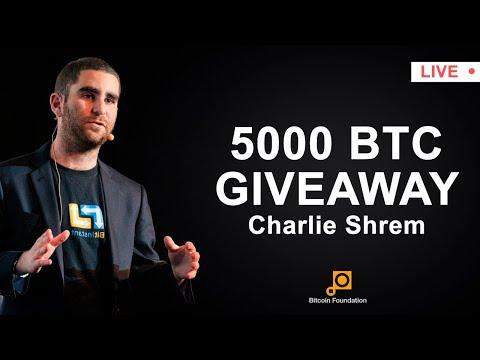 Charles Shrem Live News & Event | CEO of Bitcoin, BTC | Blockchain New Vision