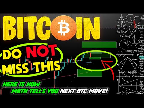 MATHEMATICS WILL PREDICT BITCOIN BULL MARKET | THIS BTC PREDICTION WILL BLOW YOUR MIND