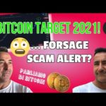 Parliamo di Bitcoin - Btc Target Finale! Forsage Allerta Scam su Ethereum? - 3a Analisi Week 37