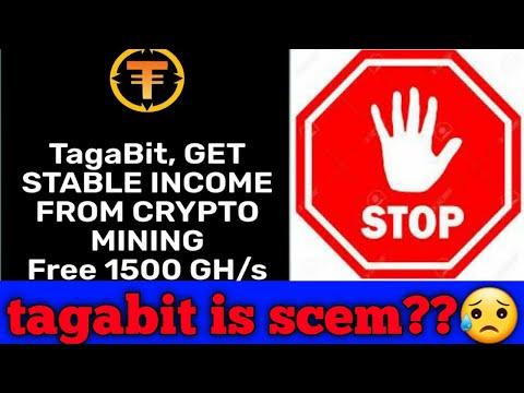 tagabit io review!! tagabit new update!! New bitcoin mining site 2020