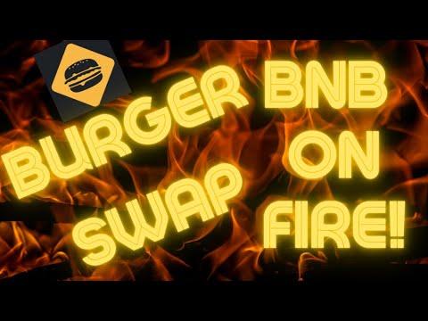 BINANCE COIN (BNB)   NEW BURGERSWAP MAJOR POTENTIAL!!! (CRYPTO NEWS)