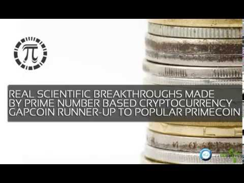 DatSyn News   Real Scientific Breakthroughs Made By Prime Number Based Cryptocurrency Gapcoin