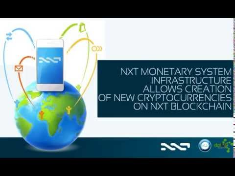 DatSyn News   NXT Monetary System Infrastructure Allows Creation of New Cryptocurrencies