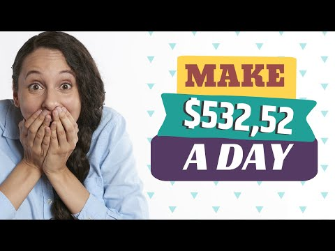 Make $532,52 A Day On YouTube Without Making Videos - Make Money Online