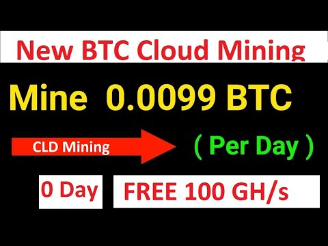 CLDMINE FREE BITCOIN MINING EVERY MINUTE!! NO HACK NO TRICKS NO INVESTMENT