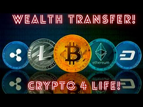 MASSIVE NEWS MUST WATCH- BITCOIN, RIPPLE/XRP, POLKA DOT & ETHEREUM ALL READY TO GO!!