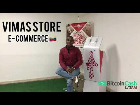 VENEZUELA: Jose Araujo nos presenta Vimas Store donde puedes comprar con Bitcoin Cash