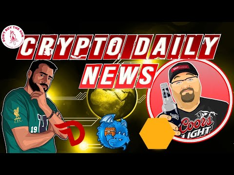 Crypto Daily News, Nimiq,  Dragonchain, Divi and More Plus the Daily Crypto Giveaway!