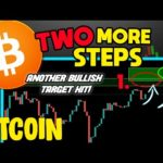 BITCOIN PRICE BREAKS OUT! 2 STEPS AWAY FROM BTC BULL MARKET!