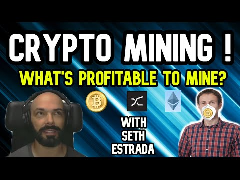 CRYPTOCURRENCY MINING 2020 | Kulupu, Ethereum and more with Seth Estrada !