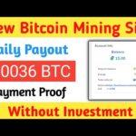 New Free Bitcoin Mining Site | New BTC Mining Site 2020 | Free Bitcoin Mining Site 2020