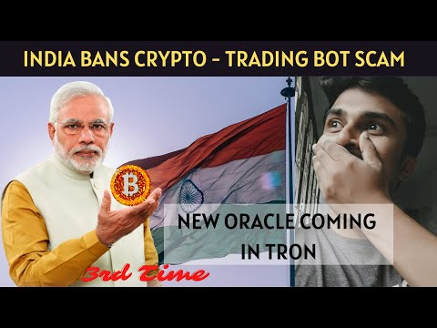 India Bans Crypto Trading | Trading Bot Scam | Tamil | DinuUd