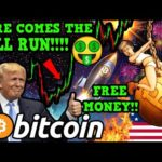 WOW!!! BITCOIN HUGE USA NEWS!!!! THIS COULD KICKSTART THE BULL RUN!!! 🚀