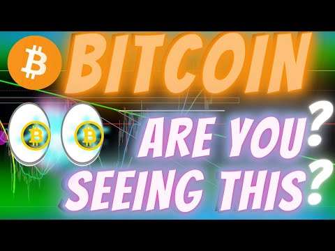 **BREAKING** BITCOIN NEWS - Are You Seeing What Is Happening???