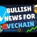 VECHAIN HOLDERS WATCH THIS! | VECHAIN NEWS | CRYPTO NEWS | BITCOIN NEWS | #VECHAIN