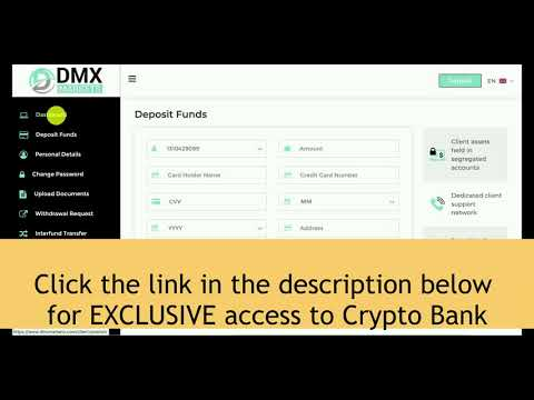 Crypto Bank Review 2020 - Crypto Bank SCAM or LEGIT?