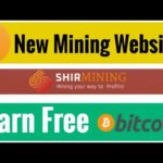 Bitcoin Mining New Website | Earn Free BTC Miner Site No Invest Global
