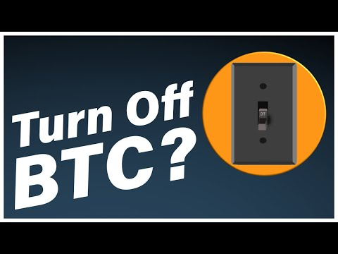 How To Turn Off BTC Features In The Bitcoin.com Wallet