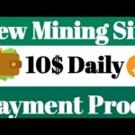 Coinbit- New Bitcoin Mining SIte Earn 0.001 BTC Daily | 221$ Live Deposit +Payment Proof