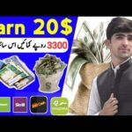 Make Money Online From Mobile | Earn Money Online | Earn 20$ Per Day | Bizzearn Real Earning Site