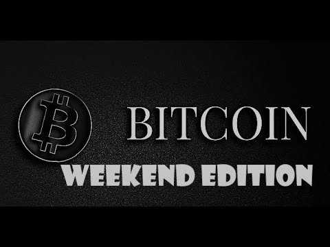 Bitcoin Breaking Out or Weekend Scam Pump? BTC Price Analysis and Trade Walk through.
