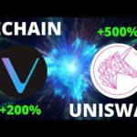 HUGE NEWS for Uniswap (UNI) + VeChain (VET) | Bullish Crypto News