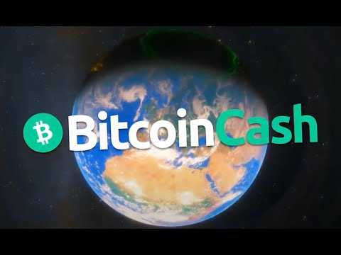 Bitcoin Cash Peer to Peer Electronic Cash for the World