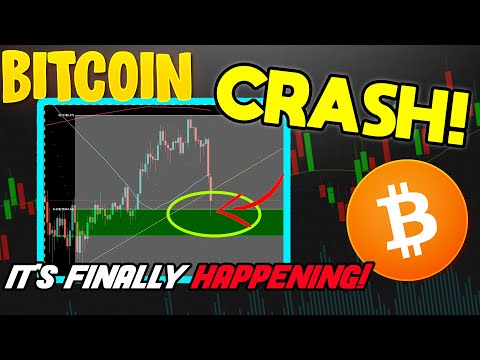 BITCOIN PRICE CRASHES & IT'S A GOOD THING