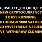 NEW FREE BITCOIN MINING | LIVE WITHDRAW | MAKE PROFIT IN SHORT PERIOD  FREE CLOUD BITCOIN MINING