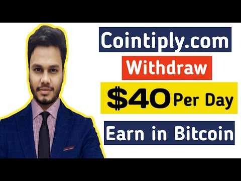 Earn $40 Per Day With Bitcoin Earning Apps | Cointiply | 2020 | Work from home Without Investment