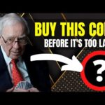 Warren Buffett BIG XRP NEWS! Invest in This Crypto BEFORE IT'S TOO LATE!!!