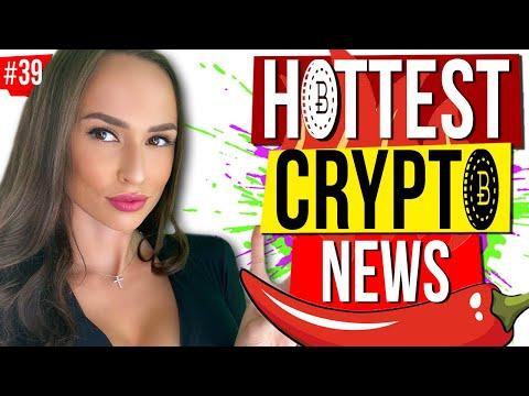 CRYPTO NEWS: Latest BITCOIN News, POLKADOT News, ETHEREUM News