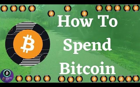 Why You Should Spend Bitcoin?