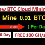 VI-MINE MINING FREE BITCOIN MINING EVERY MINUTE!! NO HACK NO TRICKS NO INVESTMENT
