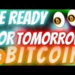 WHY TOMORROW *ISN'T* WHAT EVERYONE EXPECTS FOR BITCOIN PRICE - Should You Be Concerned?