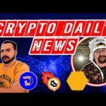 Crypto Daily News, Divi, Nimiq & Crypto Armageddon  Plus the Daily Crypto Giveaway!