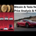 Tesla Bitcoin News & updates and Stock analysis