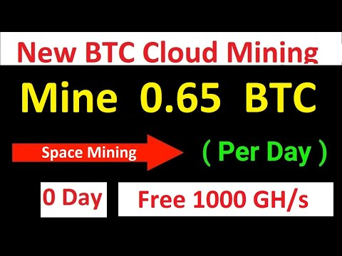 SPACE MINING FREE BITCOIN MINING EVERY MINUTE!! NO HACK NO TRICKS NO INVESTMENT