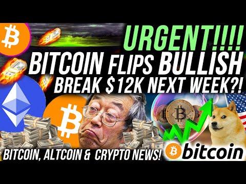 URGENT! Bitcoin Flips BULLISH!!! RUSSIA BANNED BITCOIN!!! FED PRINTING $2.4 TRILLION!! Crypto News