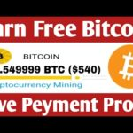 OMG ! Top 2 Free Bitcoin Cloud Mining Site 2020 ! Without Investment ! Earn Free Bitcoin !!