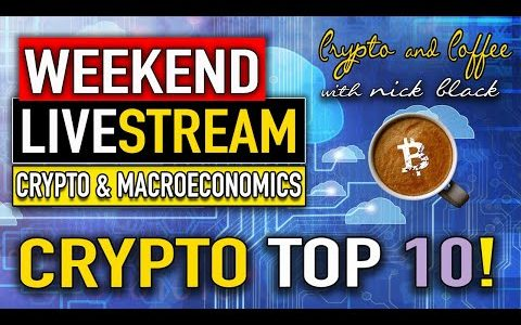 Weekend Crypto Top-10 w/Jerry Hall + NEWS on that little $150,000,000 Kucoin!