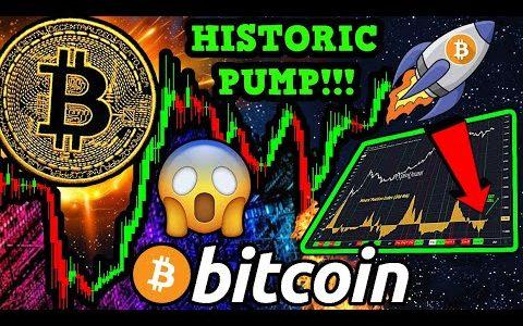 WOW!!! BITCOIN 1,500% HISTORICAL PUMP SIGNAL!!! BTC NEXT BIG MOVE INCOMING!!!