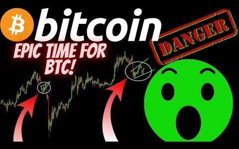 DANGER! EPIC BITCOIN MOVE COMING! LTC and ETH Crypto BTC TA price prediction analysis, news, trading