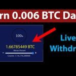 Free Bitcoin Mining Daily - Live Withdraw - New Bitcoin Mining Site - Free 1,000 Gh/s